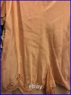 1920s 1930s Vintage Clothing Lingerie Kimono Lot Antique Slips Tap Shorts