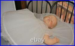 22 Madame Alexander Kitten doll crier new stuffing full circle white dress slip
