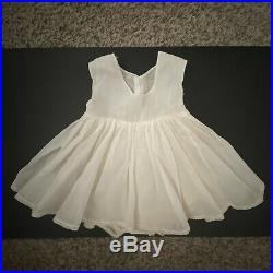 27 TAGGED Shirley Temple Poor Little Rich Girl Sailor Dress withslipBIN $210
