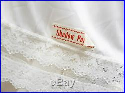 33 Pc Wholesale Vtg Lingerie Lot 1950s 60s 70s Half & Full Slips Deadstock NOS