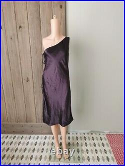Chanel vintage silk dress FR38