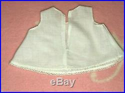 Darling Effanbee Dy-dee Baby Dress, Slip, And Matching Bonnet For An 11 Baby