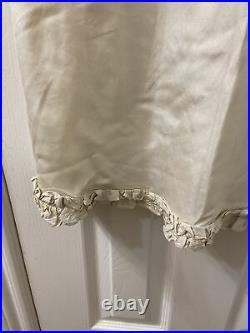 Dosa Silk Vintage Slip Dress Sz 2 (item 5.11)