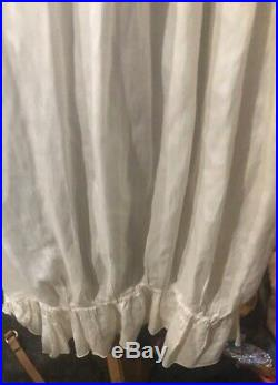 Genuine Magnolia Pearl Vintage And Rare Slip Dress Lagenlook One Size