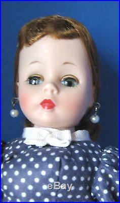 HTF Vintage 9 Madame Alexander Cissette in Tagged 1958 DressSlipPantiesShoes