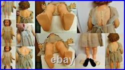 Ideal Penny Original Dress Slip Panty Black Shoes Sock