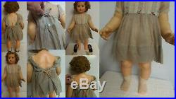 Ideal Penny Playpal Original Dress Slip Panty Black Shoes Socks Beautiful Doll