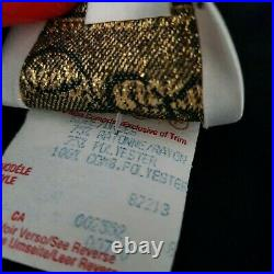 Joseph Ribkoff Vtg 90s Y2K Devore Slip Midi Party Evening Maxi Dress UK 10