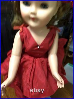 Lawrence Welk Effanbee Champagne Lady 19 Original Dress Slip Panties Jewelry