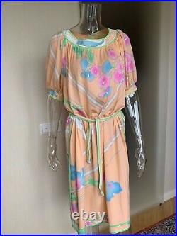 Leonard Paris dress vintage