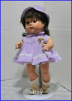 Madame Alexander Dionne Quintuplets Dolls in new Dresses slips hats pins
