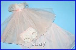 Madame Alexander Elise Pink Bridesmaid Dress Slip Panties 1957 (No Doll)