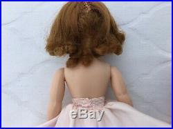 Madame Alexander Vintage Cissette Doll Pink Slip and Undies Untagged dress