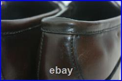 Nettleton Penny Loafers Slip On New Old Stock Shell Cordovan Vintage Men's 9.5 D