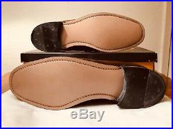 New With Box Vintage USA Made Morgan Quinn Brown Loafer Slip On -Size 9D-