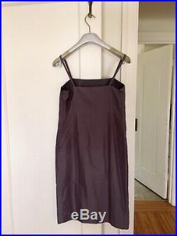 PRADA Vintage Archival 90's Mauve Purple Slip Dress IT 38 XS US 0/2