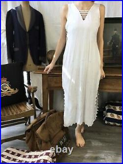 Slip Dress Antique Silk Dress 1920 Vtg Silk Dress 1930 Printed Silk Robe Ancien
