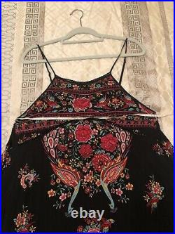 Spell & The Gypsy Designs Vintage Hotel Paradiso Strappy Dress Size M