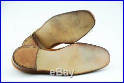 Unworn Vintage Trickers 11uk Slip On Suede Loafers Dress Shoes England