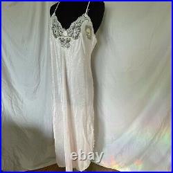 VINTAGE NWT Christian Dior Lingerie Silk Slip Dress Size M