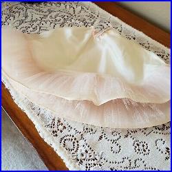 VINTAGE dress, for 20-21 Madame Alexander Cissy MA slip included NO DOLL