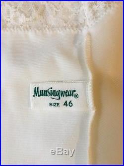 VTG Full SlipMAKE-an-OFFER46 Bust40 Waist46 HipsPlus Size CURVY Dress L