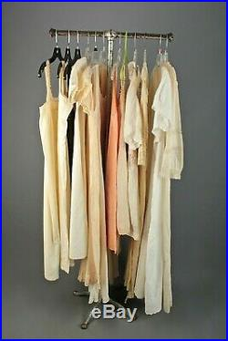VTG Lot of 12 AS IS Early 1900s Dresses Slip And Underwear Assorted Sizes Dress