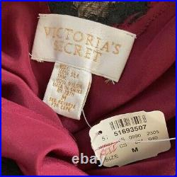Vintage 100% Silk Victorias Secret Nightgown Slip