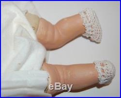 Vintage 14 Madame Alexander Dionne Quint Annette orig tag dress slip booties