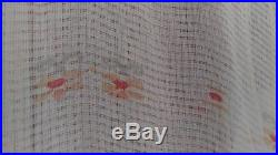 Vintage 1930's Ladies Cheongsam Party Dress. Pure Silk. With Slip. Size SMALL