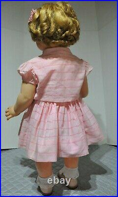 Vintage 1960 32 Ideal Penny PlayPal Dress Slip Panties shoes Free shipping