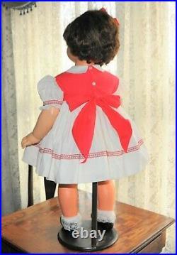 Vintage 1960 32 Ideal Penny PlayPal walker dress slip Panties shoes socks