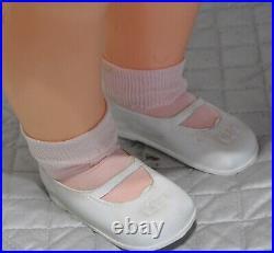 Vintage 1961 32 Ideal Penny PlayPal Original Dress Slip Panties shoes socks