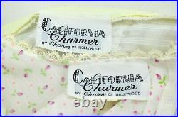 Vintage 1972 California Charmer Maxi Dress & Slip Boho Peasant Prairie Hippie XS