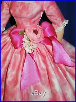 Vintage 50s Madame Alexander 20 Cissy doll new dress and slip