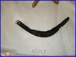 Vintage 50s Madame Alexander 20 Cissy doll shirtwaist dress, slip, belt tag