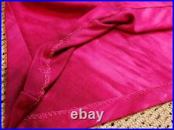 Vintage 90s Diane Von Furstenberg Chiffon Dress Size 8 Slip Style