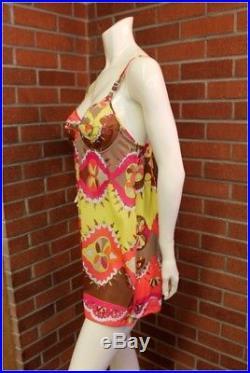 Vintage Emilio Pucci for Formfit Rogers Slip Dress