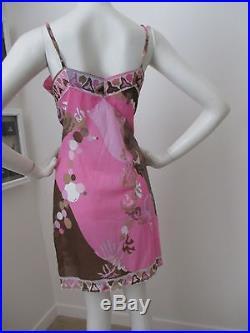 Vintage Emilio Pucci slip dress