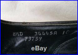 Vintage Footjoy FJ Mens Classics Exotic Skin Slip On Oxford Dress Shoes Size 8.5
