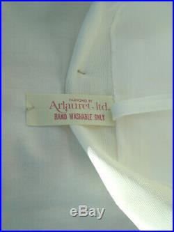 Vintage GUNNE SAX by Jessica-San Francisco Wedding Dress & Slip-Sz 7-Orig 70's