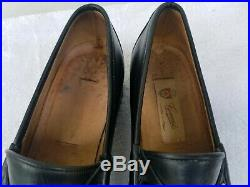 Vintage Gucci Mens Horse Bit Driving Loafers Slip On Shoes Size 44 M