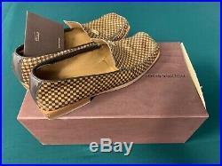 Vintage Louis Vuitton Pony Skin/leather Men's Slip-On Shoes, Size UK 9.5