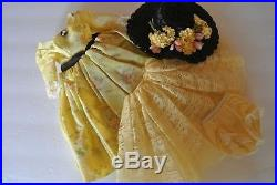 Vintage Madame Alexander Cissy 1957 Dress Slip Panties & Hat MINTY No Doll