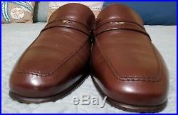 Vintage Men's Gucci Classic Slip-on Shoes. Italia 41.5M/ US 8.5B