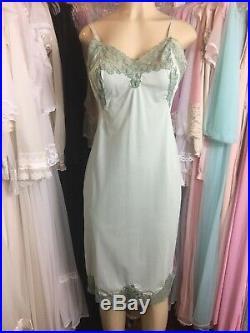 Vintage SLIP LOT5 Full Cut Lingerie Dress SlipsALL are Size SMALL34 Bust