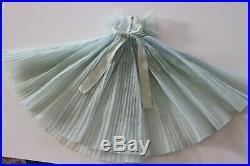 Vintage Tagged Madame Alexander Elise Blue Bridesmaid Dress And Slip 1959 #1830