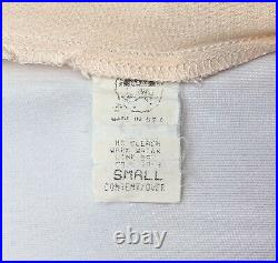 Vintage Union Made Womens Christian Dior Nightgown Slip Dress Size Small