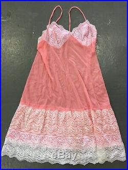 Vintage Wholesale Lot Women's Night Slip Dress Mix x 100