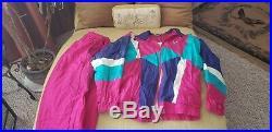 Vtg 40pcs Women's 60s 70s 80s Dress Prints Clothing Slips Gowns Sweater Lot